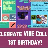 VIBE Collective's 1st Birthday Party Potluck