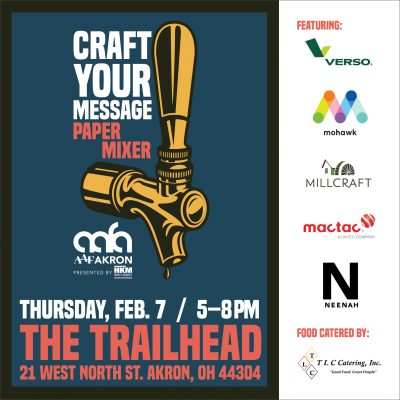 Craft Your Message: Paper Mixer
