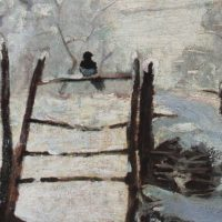"Sip and Paint: Monet's ""The Magpie"" at Wolf Creek Tavern, Norton"