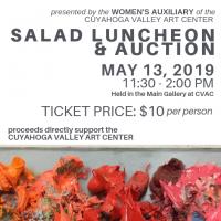 Salad Luncheon & Art Auction