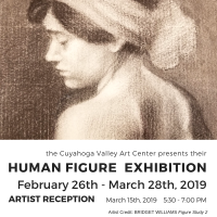 ARTISTS RECEPTION: Human Figure Exhibition