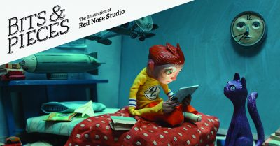 Artist Talk: Chris Sickels of Red Nose Studio