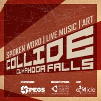 COLLIDE Spoken Word • Live Music • Art