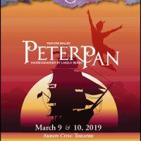 Ballet Excel Ohio Presents Peter Pan