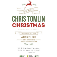 Chris Tomlin Christmas: Christmas Songs of Worship