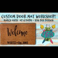 Custom Door Mat Workshop