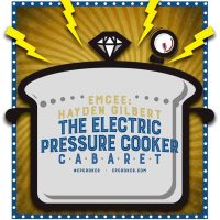 Electric Pressure Cooker Cabaret 43: Trial by Jury