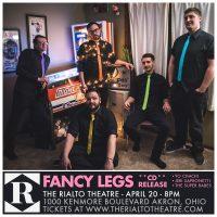 Fancy Legs CD Release