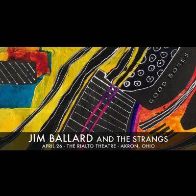 Jim Ballard and The Strangs CD RELEASE Concert