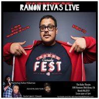 Wild Outside Entertainment presents: Ramon Rivas in Akron