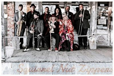 Squirrel Nut Zippers at The Kent Stage