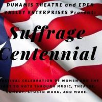 Suffrage Centennial Festival