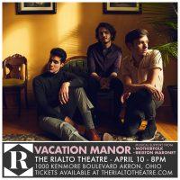 Vacation Manor / Motherfolk / Briston Maroney