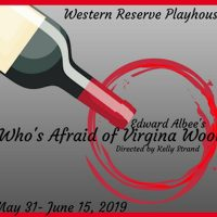 "Western Reserve Playhouse Announces Auditions for ""Who's Afraid of Virginia Woolf"" by Edward Albee"