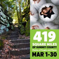 Photographer Panel Discussion for 419 Square Miles of Summit County Photo Show