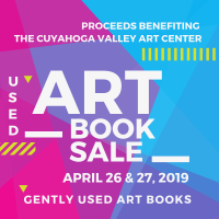 CVAC; Used Art Book Sale