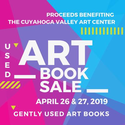 CVAC; Used Art Book Sale