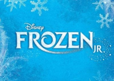 Disney's Frozen Jr Auditions