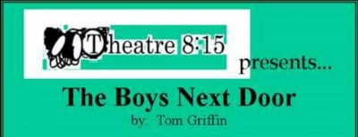 The Boys Next Door Auditions