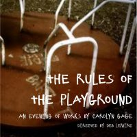 The Rules of the Playground