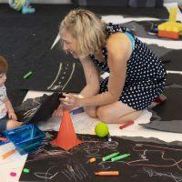 Kids Creative Playdate: Crunch, Crumple, Fold, and Tear