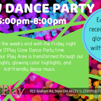 GLOW DANCE PARTY!