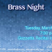 UA Brass Night