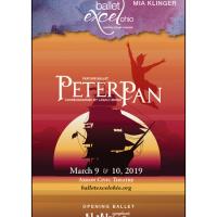Ballet Excel Ohio presents Peter Pan and Symphonic NANsense