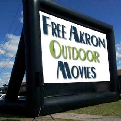 Free Akron Outdoor Movies