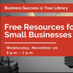 Free Resources for Small Businesses