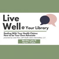 Dealing with your Health Claims, How to be your own Advocate