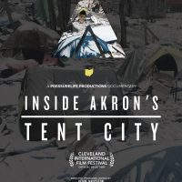 Inside Akron's Tent City (2019) Screening and Panel Discussion