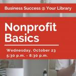Nonprofit Basics