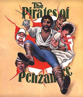 The Hudson Players Present The Pirates of Penzance