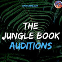YOUTH Auditions for 'The Jungle Book'