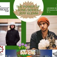 The Power of Song Series: Jeff Klemm
