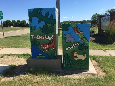 Electrical Box Creations #7 - Emily Yambor & D...