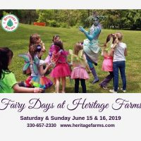Fairy Days at Heritage Farms Peninsula