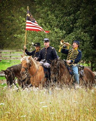 Civil War Reenactment 2019