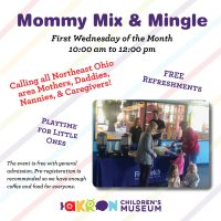 Mid-Week Mommy Mix and Mingle