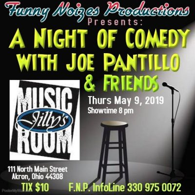 A Night of Comedy with Joe Pontillo and Friends