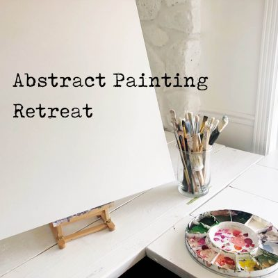 Creative Rekindling Retreat: Weekend art Retreat