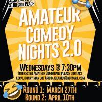 Comedy Night 2.0 - Finals