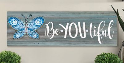Butterfly String Art & Paint Sign - Sip & ...