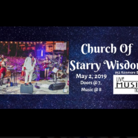Church of Starry Wisdom Loved Big at Live Music Now