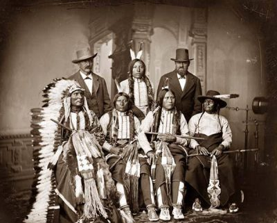 Meet Crazy Horse Family Elder and Author W Matson