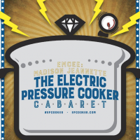 Electric Pressure Cooker Cabaret 45: The Force Awakens