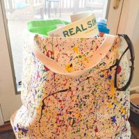 Make ART with MOM: Paint a Tote!