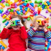 Playtime: Preschool Playroom