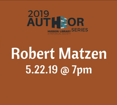 An Evening with Robert Matzen, Author of Dutch Girl
